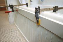 Bathroom Remodel / by Heather Crowetz