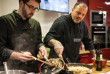 Cooking Workshop Consulting-  Νεοελληνική Κουζίνα με Δ. Σκαρμούτσο / Εικόνες από το σεμινάριο Νεοελληνική Κουζίνα με τον Δημήτρη Σκαρμούτσο. Photos from the seminar Modern Greek Cuisine with D. Skarmoutsos.
