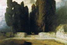 simbolisti / dipinti di pittori simbolisti