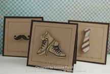 Cards for Him / You will find my inspiration for Her at http://pinterest.com/colleenfawkner/cards-for-her/