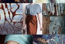 AW16 / Fashion colour trends winter 2016