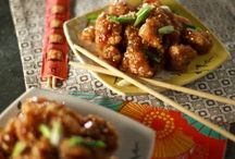 Asian Dishes / by Heidi Bailey