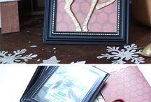 winter/Xmas crafts