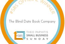 About Us / All about The Book Matchmaker! Previously known as The Blind Date Book Company - we rebranded in April 2017.