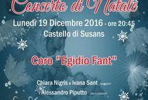 Eventi nei Castelli / Eventi realizzati all'interno dei Castelli del Friuli Venezia Giulia