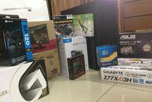 My Hackintosh PC / My Hackintosh PC - Base on Gigabyte GA Z77X-D3H - http://d.pr/kRln