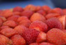 Strawberries - Erdbeeren