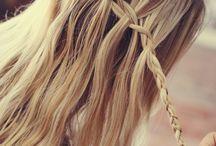 cute hairstyles! / by Kirsten Lapp