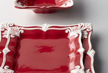 Dinner ware / by Joy Hearron