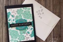 // CARDS - BIRTHDAY / Handmade Cards By Melissa Kay By Design