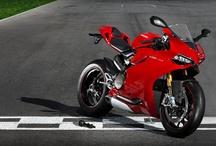 riding a ...