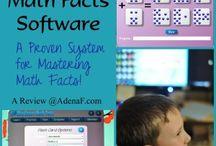 Math Homeschool / collaborative board for homeschooling math