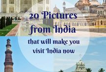 Reisen in Südasien