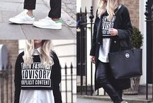Street style with Stan Smith | Insprirations / Fashion
