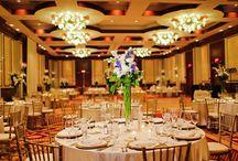 Conrad Weddings - Vienna Ballroom / Conrad Weddings in our Vienna Ballroom