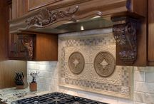 HOME DESIGN IDEAS / Bedroom, Bathroom, Kitchen and Living Room Decoration