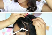 Hair Hacks DIY