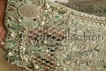Fabric work collection