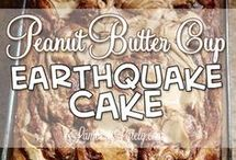 Desserts {Cakes, pies & cheesecakes}