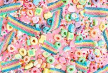 Rainbow unicorn stuff