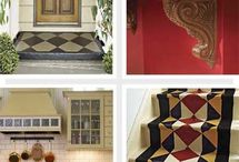 home dyi ideas / by Cindy Snider