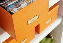 Creative DVD storage / by Fresh | food.home.style