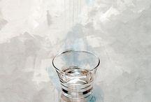 Glass og refleks