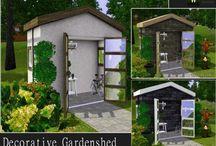 Sims 3 Gardens