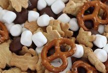 Mickeys snacks