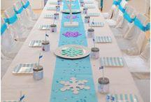 Elsa birthday party ideas