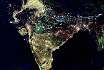 Remotely Sensed / Image from Space or from Robotic Means