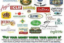 Healthy life-GMO Free! / by Lydia Marks