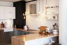kitchen / 아일랜드주방