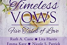 Timeless Vows / A weekend wedding has five couples thinking about the meaning of wedded bliss. Old vows are renewed and new ones made at The Loon Lake Inn nestled in the remote mountains of Maine.