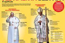 Papa en México 2016 / La visita que realizará el Papa Francisco a México.