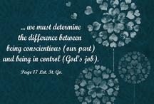 Bible Study/Memory Scripture