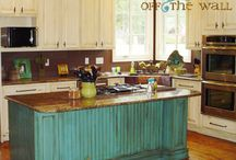 Kitchen ideas / by Cindy Stover