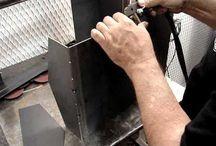 Metal works / Bending welding soldering fabrication