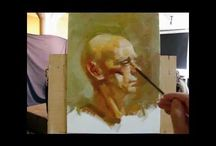 A R T  :  P A I N T I N G   * 1 0 1 / Painting tutorials, Painting inspiration, Painting demos, Painting instructions, how-to-paint