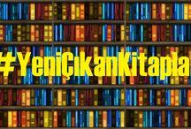 Yeni Çıkan Kitaplar / www.silepdergi.com I iletisim@silepdergi.com