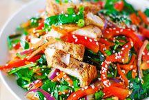 Food & Drink - Salads