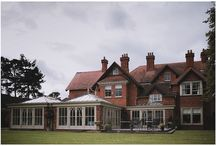 Country House Wedding Venues UK / Country house wedding venues in the UK. Big and small, grand and intimate.