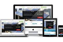 Portfolio - T-Green / Our work for T-Green http://www.investimentofotovoltaico.it/