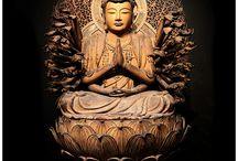 Kannon, Kanzeon, Avaloktesvara, Kuan-in, Chenrezig