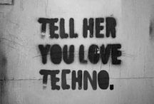 TECHNO MUSIC/DJ/RAVE