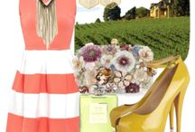 Women's Outfit Ideas for a Wine Tasting Date / So summer is almost here…and what does that mean?? That's right, dates outdoors in the sunshine! Wine tasting is the new date du jour, if you want to be even more bang on trend you could try do Prosecco tasting, so we have put together some outfit ideas perfect for a wine tasting date.