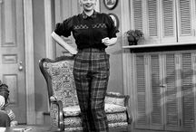 Lucy / The stunning Lucille Ball