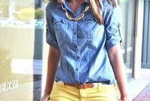 Colores jeans