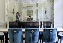 Pinteriors - Dining / by Anna Weiss