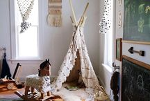 Sawyer's room / by Cassie Means